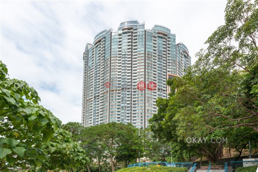 Property Search Hong Kong | OneDay | Residential Rental Listings | Exquisite 3 bed on high floor with sea views & balcony | Rental