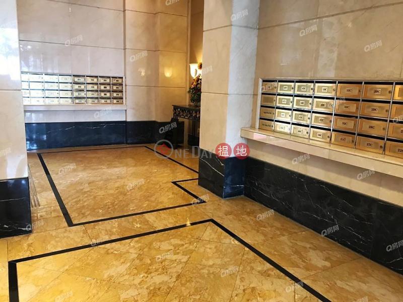 HK$ 6,800萬騰皇居 II|中區|有匙即睇,間隔實用,品味裝修,乾淨企理《騰皇居 II買賣盤》