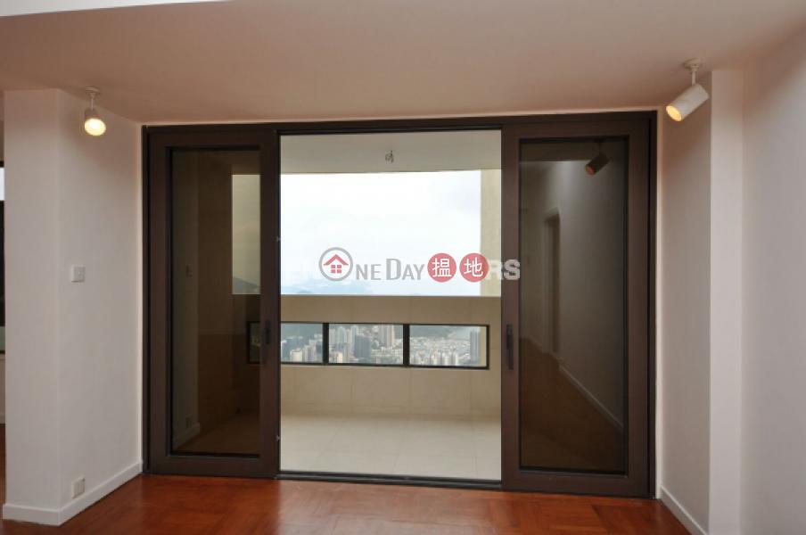 HK$ 150,000/ 月七重天大廈|中區山頂三房兩廳筍盤出租|住宅單位