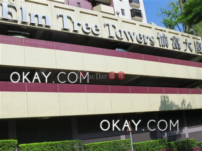 香港搵樓 租樓 二手盤 買樓  搵地   住宅 出租樓盤 3房2廁,極高層,連車位,露台《愉富大廈A座出租單位》