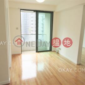 Intimate 3 bedroom on high floor with balcony | Rental