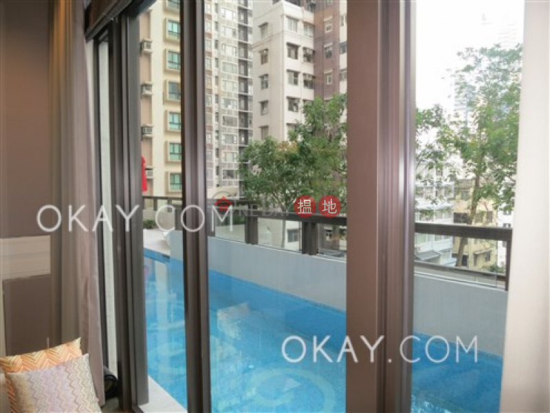 HK$ 12M, The Pierre Central District, Unique 1 bedroom with balcony | For Sale