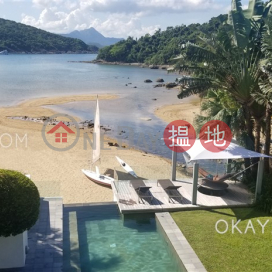 Lovely house with sea views, balcony | For Sale|Tai Hang Hau Village(Tai Hang Hau Village)Sales Listings (OKAY-S318731)_0