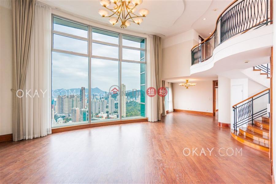 Gorgeous 4 bedroom with harbour views & parking | Rental | The Summit 御峰 Rental Listings