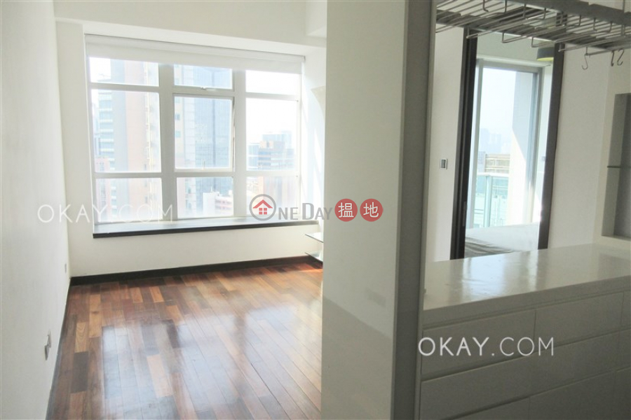 Property Search Hong Kong | OneDay | Residential Rental Listings Lovely 1 bedroom on high floor with balcony | Rental