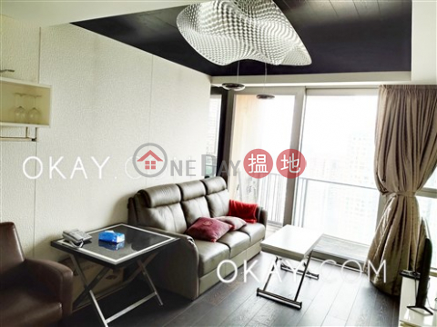 Lovely 1 bedroom on high floor with balcony | For Sale|Mount East(Mount East)Sales Listings (OKAY-S97025)_0