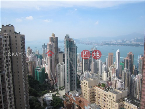 Luxurious 3 bed on high floor with harbour views | For Sale|Blessings Garden(Blessings Garden)Sales Listings (OKAY-S32473)_0