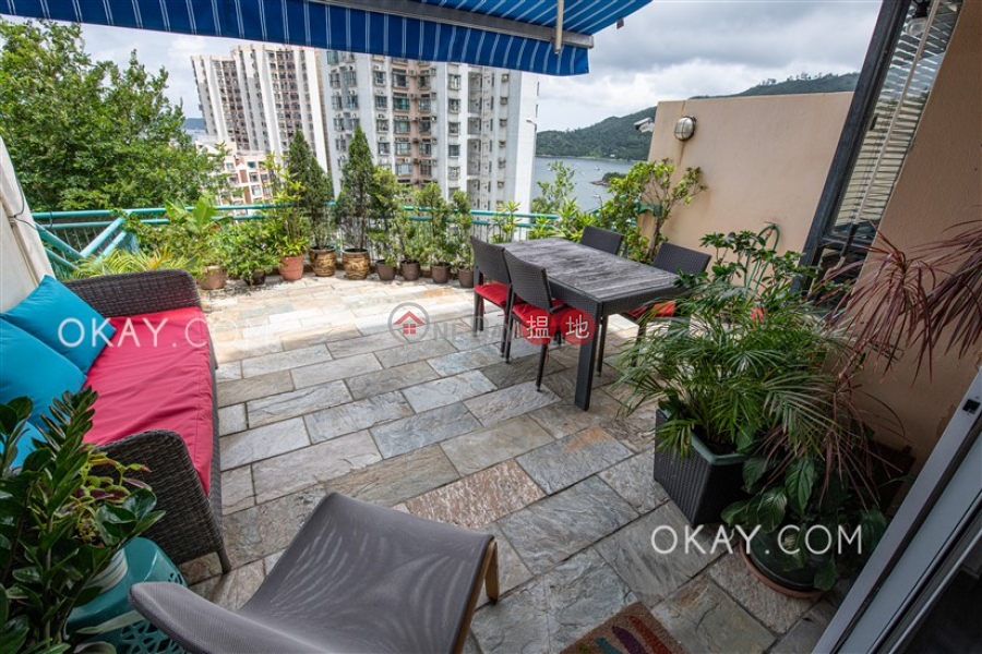 Efficient 3 bedroom with sea views & terrace | For Sale | Discovery Bay, Phase 4 Peninsula Vl Caperidge, 13 Caperidge Drive 愉景灣 4期 蘅峰蘅欣徑 蘅欣徑13號 Sales Listings