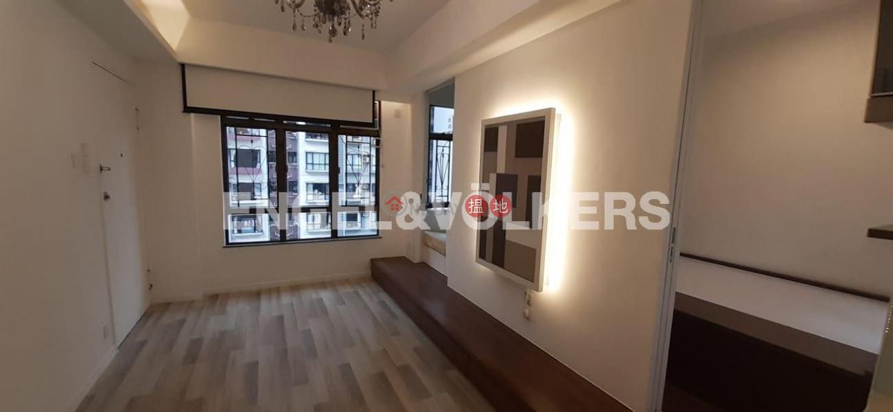 HK$ 22,000/ 月|豪景閣-西區|西半山兩房一廳筍盤出租|住宅單位
