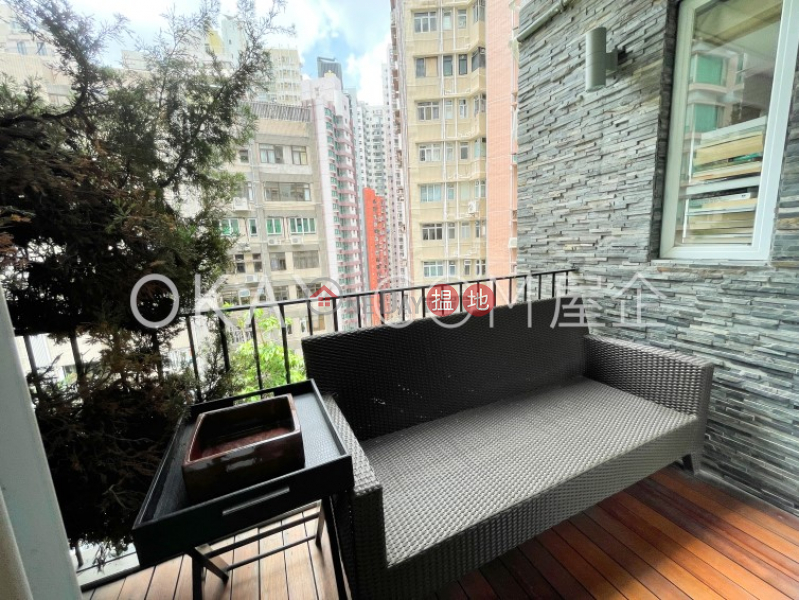 HK$ 18M Mountain View Court Western District, Unique 2 bedroom on high floor with balcony & parking | For Sale