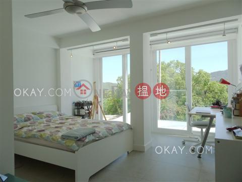 Beautiful house with rooftop, terrace | Rental|Hing Keng Shek(Hing Keng Shek)Rental Listings (OKAY-R366345)_0