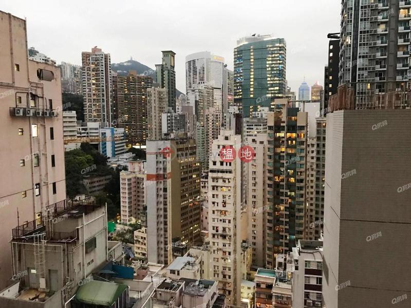 地標名廈,地鐵上蓋,四通八達,旺中帶靜,有匙即睇《囍匯 2座租盤》-200皇后大道東 | 灣仔區-香港-出租-HK$ 24,000/ 月