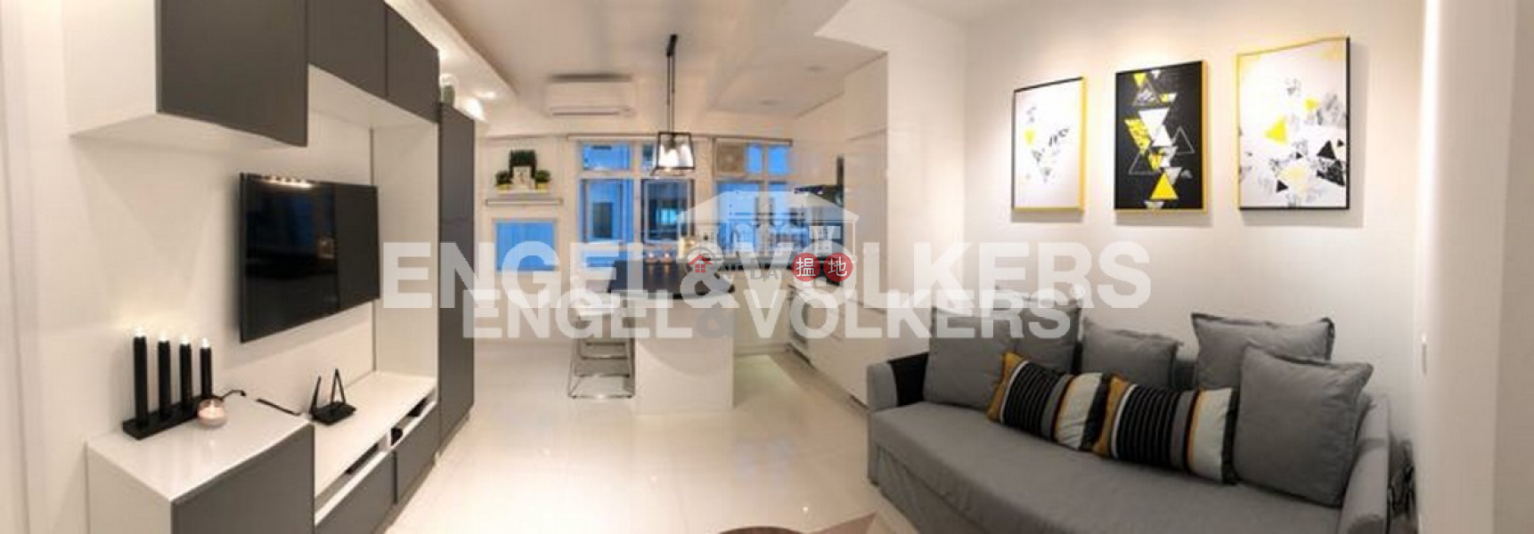 2 Bedroom Flat for Rent in Mid Levels West | 3 Chico Terrace 芝古臺3號 Rental Listings