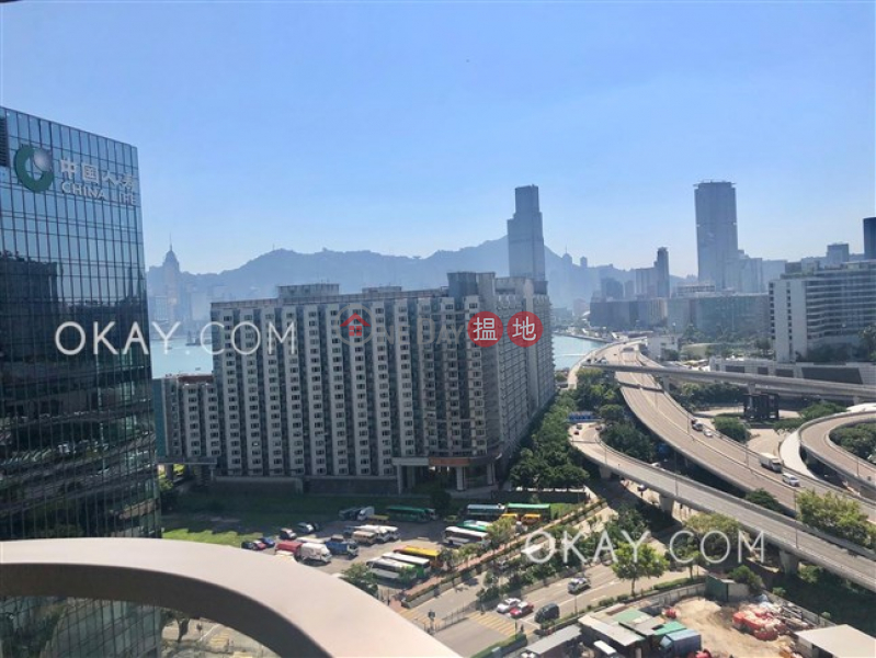 HK$ 55,000/ month Stars By The Harbour Tower 2, Kowloon City, Elegant 3 bedroom with balcony | Rental