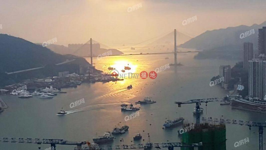 開揚遠景,景觀開揚,旺中帶靜,鄰近地鐵,市場罕有《萬景峰 1座買賣盤》-1楊屋道   荃灣-香港出售-HK$ 5,800萬
