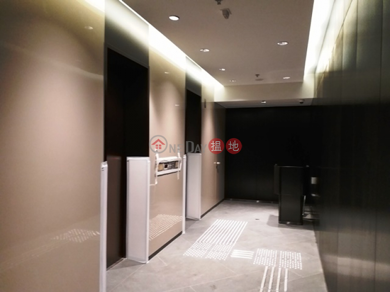 Brand new Grade A commercial tower in core Central consecutive floors for letting | LL Tower 些利街2-4號 Rental Listings