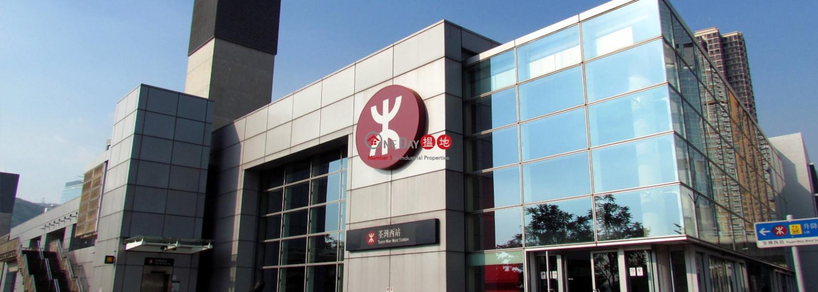 香港搵樓|租樓|二手盤|買樓| 搵地 | 工業大廈-出租樓盤荃灣西全新項目