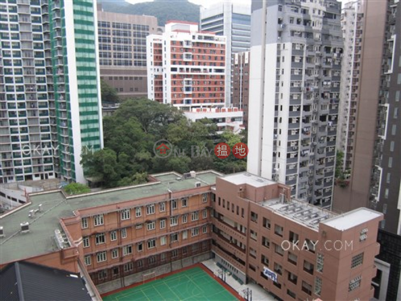 Rare 3 bedroom with balcony | For Sale, Kensington Hill 高街98號 Sales Listings | Western District (OKAY-S290983)