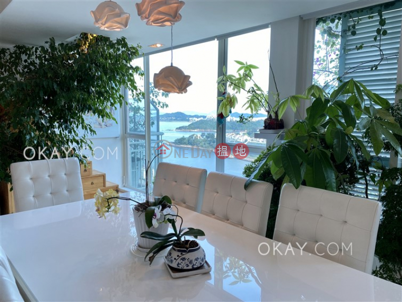 Exquisite 4 bed on high floor with sea views & balcony | For Sale | Discovery Bay, Phase 13 Chianti, The Lustre (Block 5) 愉景灣 13期 尚堤 翠蘆(5座) Sales Listings
