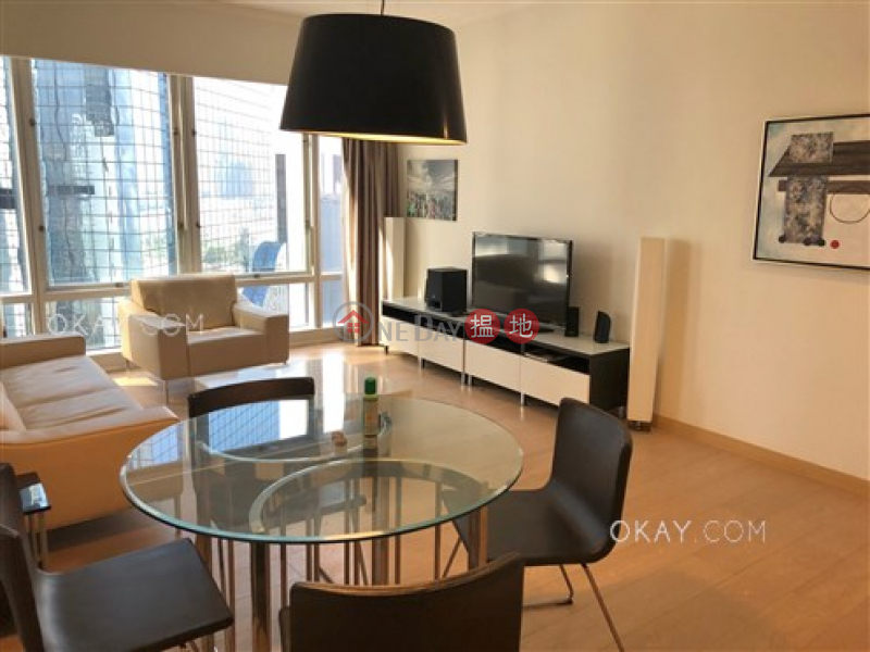 Gorgeous 1 bedroom on high floor with sea views | For Sale, 1 Harbour Road | Wan Chai District Hong Kong Sales, HK$ 18M