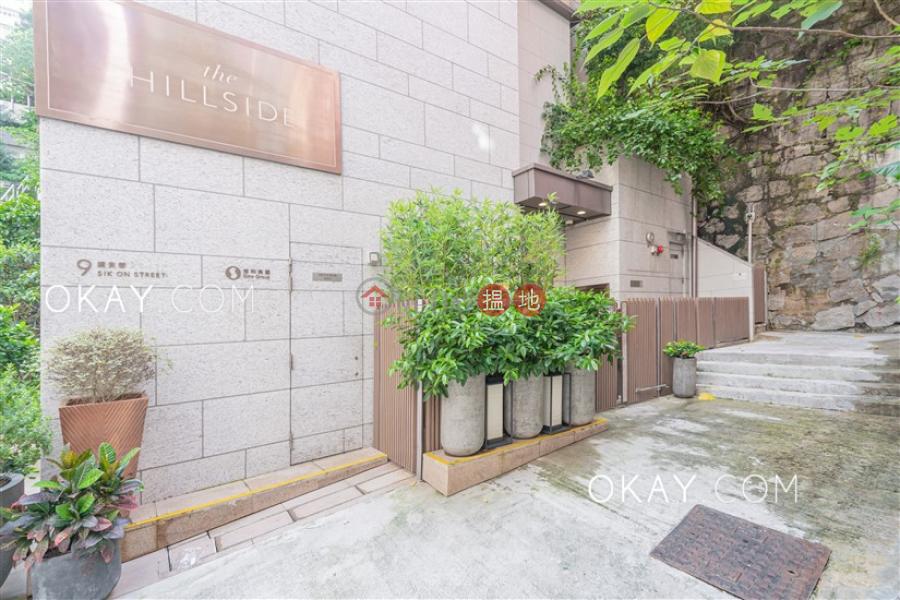 1房1廁,露台《曉寓出租單位》 灣仔區曉寓(The Hillside)出租樓盤 (OKAY-R368280)