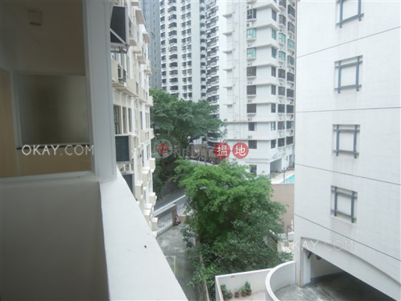 HK$ 58M, Ivory Court | Western District | Exquisite 4 bedroom with balcony & parking | For Sale