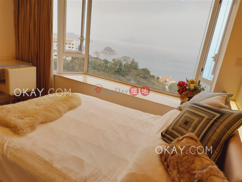 HK$ 51M, Tower 2 Ruby Court | Southern District, Unique 3 bedroom on high floor with sea views & parking | For Sale