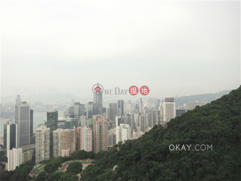 Unique 3 bedroom on high floor with balcony & parking   Rental 13 Bowen Road   Eastern District Hong Kong, Rental   HK$ 112,000/ month