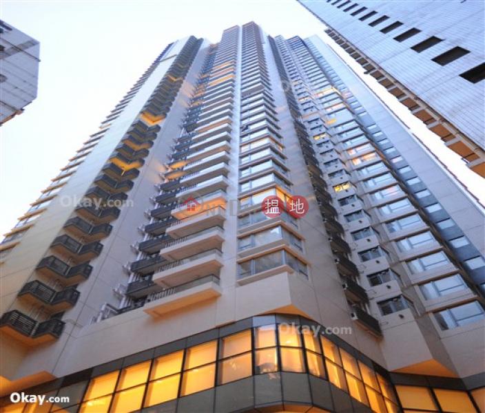1房1廁,星級會所,露台《盈峰一號出租單位》 1和風街   西區-香港-出租 HK$ 25,000/ 月