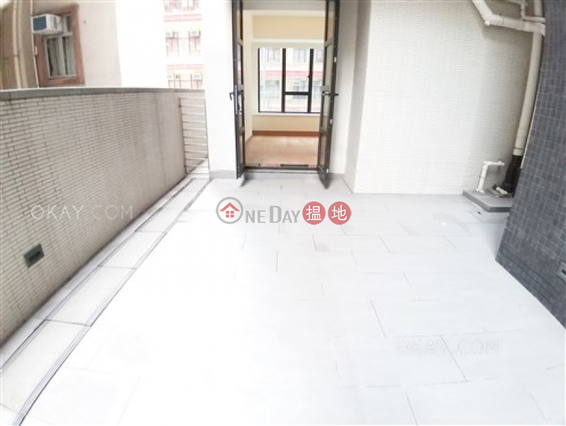 Nicely kept 2 bedroom with terrace | Rental, 7A Shan Kwong Road | Wan Chai District | Hong Kong Rental, HK$ 50,000/ month