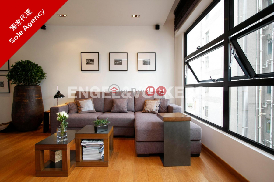 1 Bed Flat for Rent in Central, 21-23 Caine Road | Central District Hong Kong Rental | HK$ 34,000/ month