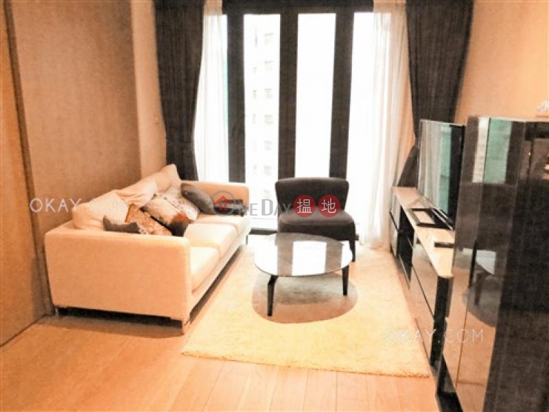 1房1廁,極高層,星級會所,露台瑧環出售單位38堅道 | 西區-香港|出售-HK$ 1,250萬