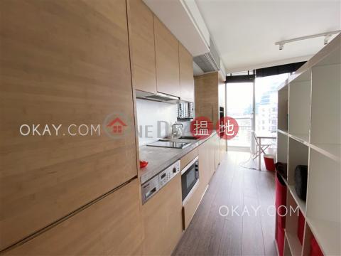 Generous studio with balcony | Rental|Wan Chai District5 Star Street(5 Star Street)Rental Listings (OKAY-R277882)_0