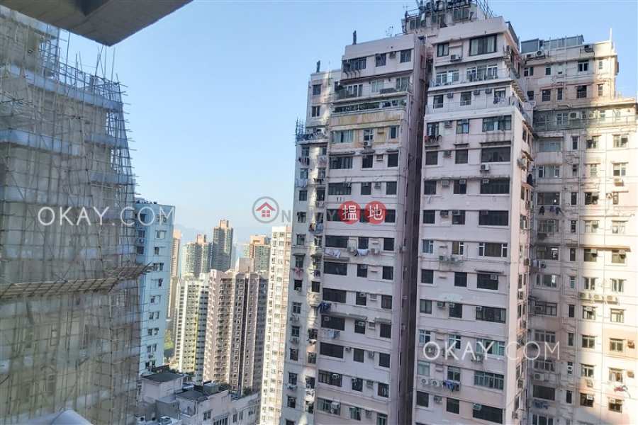 Nicely kept 2 bedroom with balcony   Rental, 100 Caine Road   Western District   Hong Kong   Rental HK$ 34,000/ month