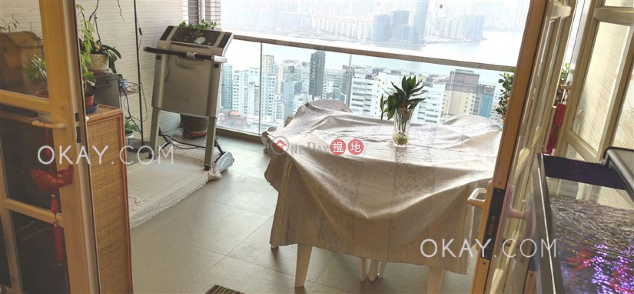 Property Search Hong Kong | OneDay | Residential, Sales Listings Lovely 3 bedroom on high floor with balcony & parking | For Sale