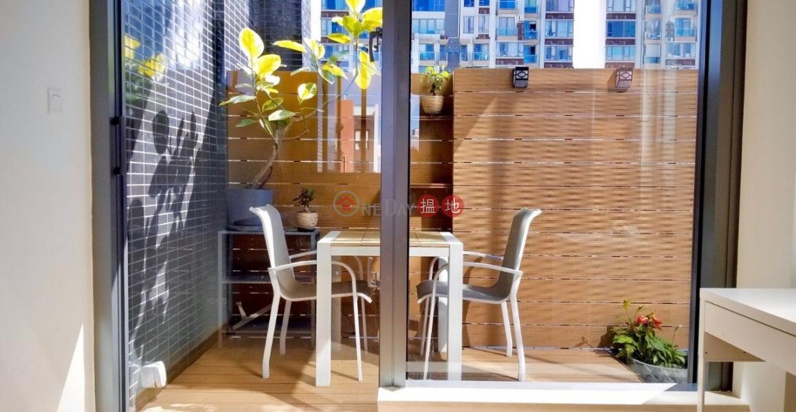 香港搵樓 租樓 二手盤 買樓  搵地   住宅-出租樓盤-特色單位 連239呎 特大L型露台 空中庭園 可養寵物