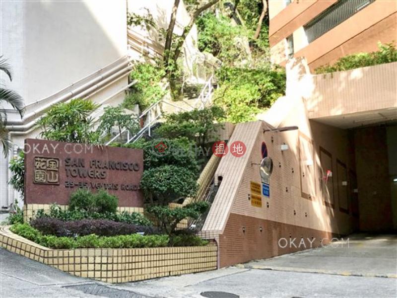 香港搵樓|租樓|二手盤|買樓| 搵地 | 住宅|出租樓盤3房2廁,實用率高,可養寵物,連車位《金山花園出租單位》