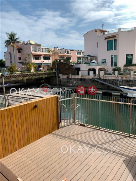 HK$ 27.5M | House K39 Phase 4 Marina Cove Sai Kung Rare house with parking | For Sale