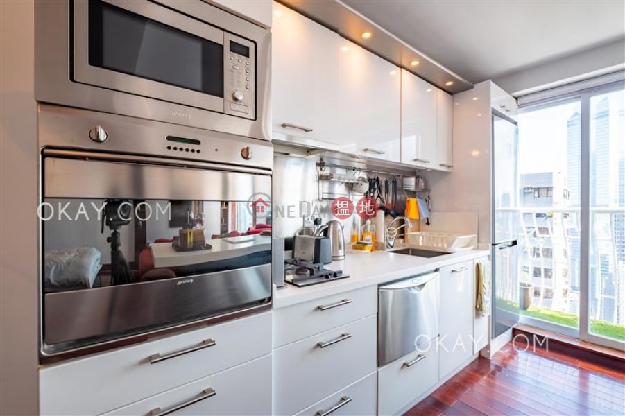 HK$ 35,000/ 月-堅都大廈-西區0房1廁,實用率高,極高層,可養寵物《堅都大廈出租單位》
