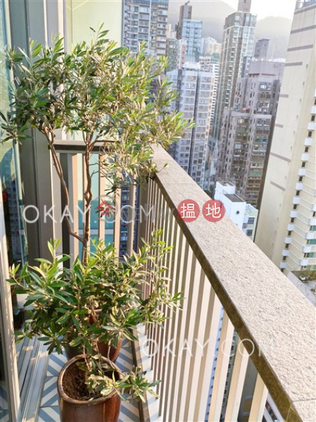 HK$ 35,000/ month | Artisan House | Western District, Unique 2 bedroom on high floor with balcony | Rental