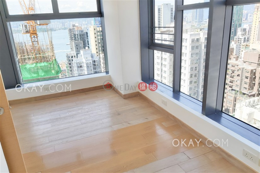 Property Search Hong Kong | OneDay | Residential, Rental Listings | Gorgeous 2 bed on high floor with harbour views | Rental