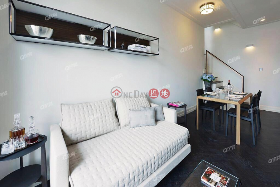 交通方便,名牌校網,豪宅名廈,全城至抵,四通八達《CASTLE ONE BY V租盤》|1衛城道 | 中區-香港-出租|HK$ 37,000/ 月