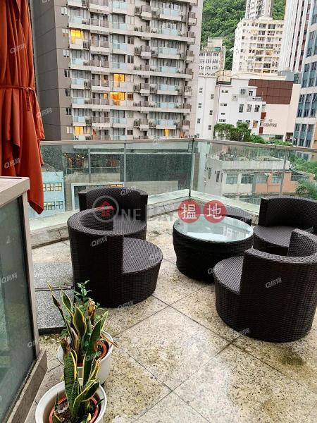 HK$ 40,000/ 月|囍匯 5座|灣仔區名牌發展商,靜中帶旺囍匯 5座租盤