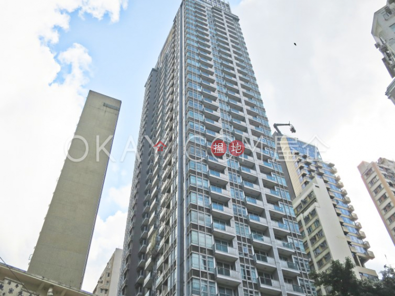 HK$ 11.8M | J Residence | Wan Chai District Gorgeous 2 bedroom on high floor with balcony | For Sale