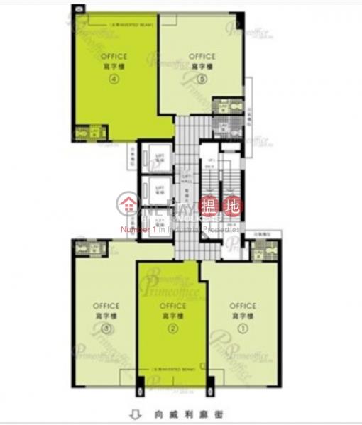 HK$ 840萬威利麻街6號|西區-西營盤開放式筍盤出售|住宅單位