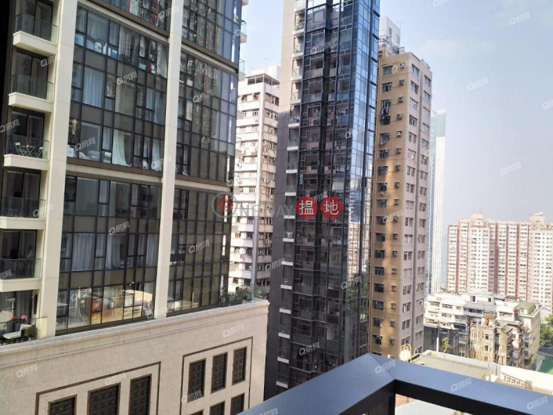 Property Search Hong Kong | OneDay | Residential Rental Listings | King\'s Hill | 1 bedroom Low Floor Flat for Rent