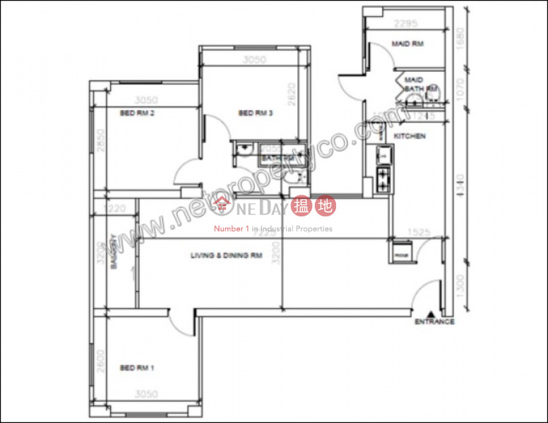 Apartment for Lease close to Victoria Park
