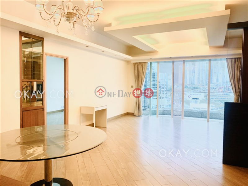 4房3廁,星級會所,露台《君匯港豪匯(2座)出租單位》-8海輝道   油尖旺 香港 出租HK$ 70,000/ 月