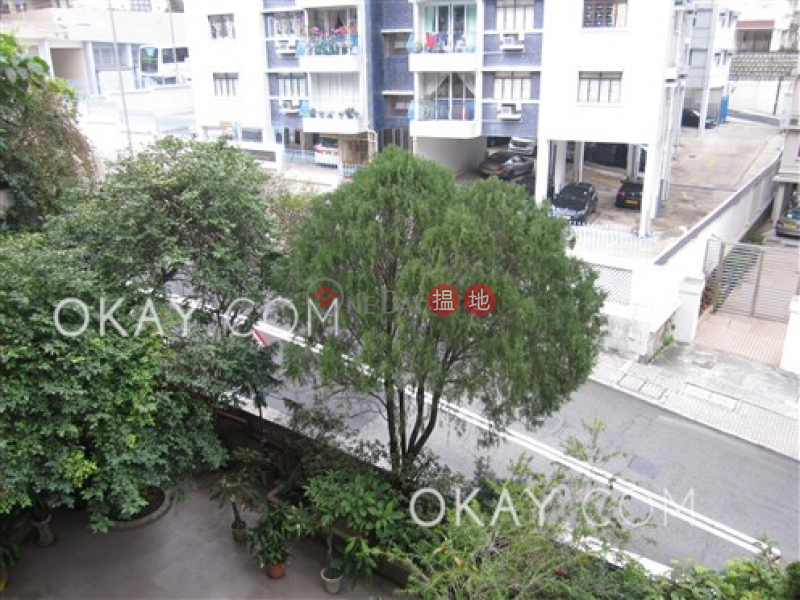 Lovely 3 bedroom with balcony & parking | Rental | 89 Blue Pool Road 藍塘道89 號 Rental Listings