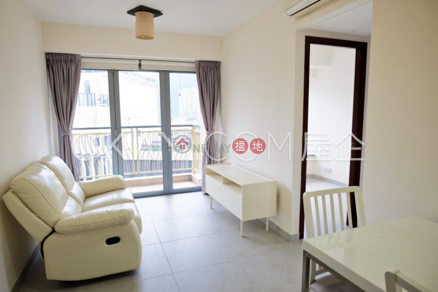 2房1廁,極高層,星級會所,露台駿逸峰出售單位28日善街   灣仔區 香港-出售HK$ 990萬